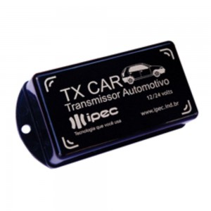 TRANSMISSOR AUTOMOTIVO TX CAR CODE LEARN 433,92MHZ