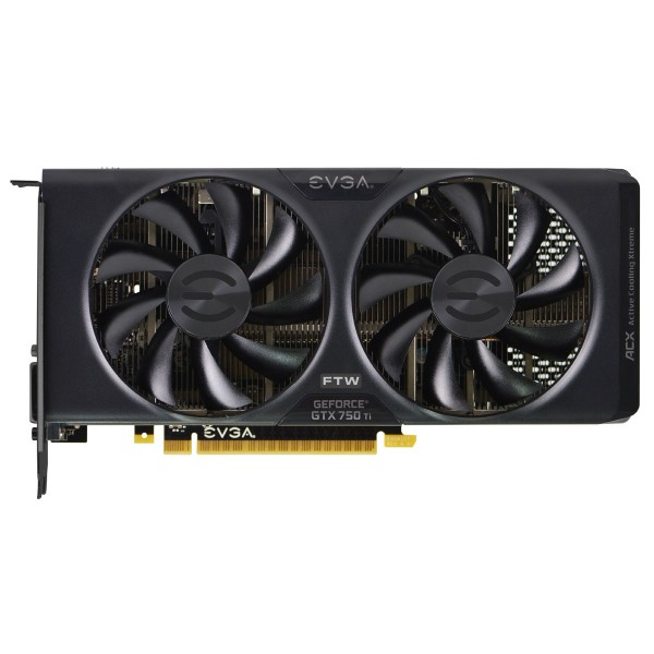 PLACA DE VIDEO 1GB EVGA GTX750TI DDR5 128BIT - 01G-P4-3752-KR (07206px) - (www.raecompany.com.br)